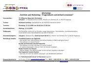 Vertrieb und Marketing - Pragmatisch und einfach umsetzen - A3 ...