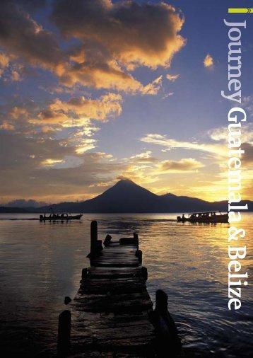 Guatem ala & Belize - Journey Latin America