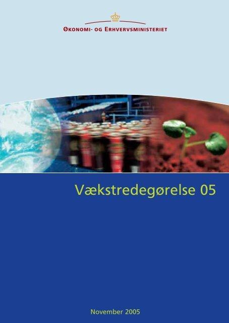 Vækstredegørelse 2005 - Region Midtjylland