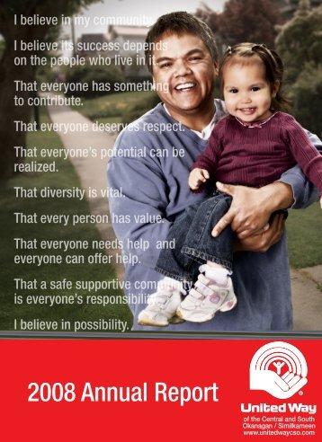 2008 Annual Report