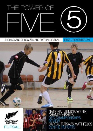 September 2011 - Futsal4all - Futsal