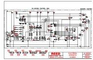 schematics - REED