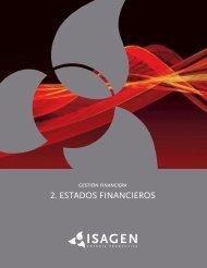 2. ESTADOS FINANCIEROS - Isagen