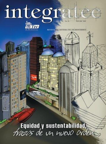 Edición 56, noviembre - Portal EXATEC - Tecnológico de Monterrey