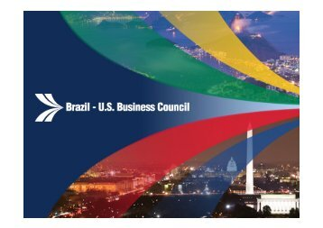 Steven Bipes - Brazil-US Business Council