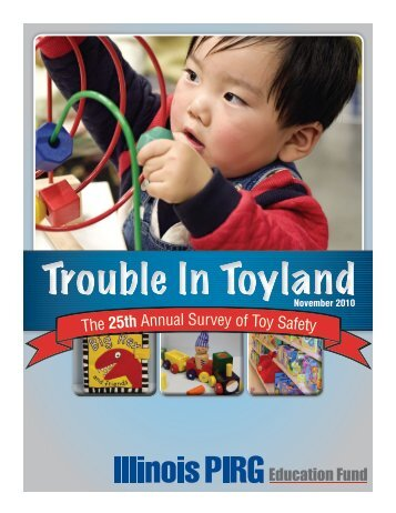 Trouble in Toyland - Public Interest Network