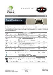 DAS Audio Preisliste Juli 2012 - Steinbild Media GmbH
