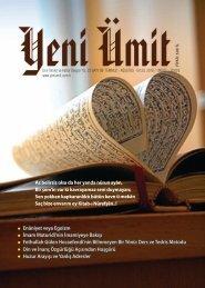 imam mâturîdî'nin - Yeni Ümit