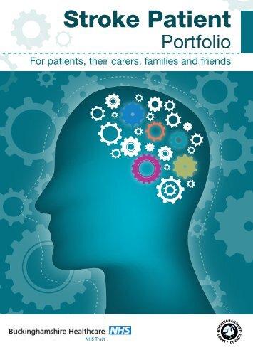 Stroke Patient Portfolio (PDF) - Buckinghamshire County Council