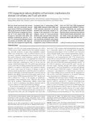 CD2 engagement induces dendritic cell activation - Immune ...
