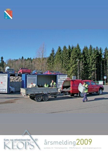 20100890-Årsrapport 2009.indd - Porsgrunn Kommune
