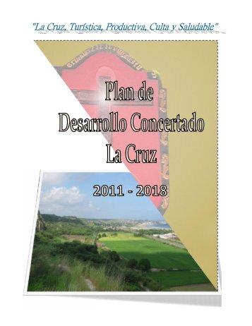 P.E.I Plan Estrategico Institucional 2009-2014 - munilacruz.gob.pe