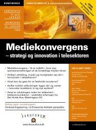 Mediekonvergens - IBC Euroforum