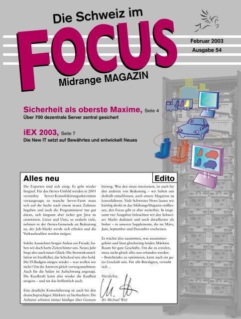 Die Schweiz im - Midrange Magazin