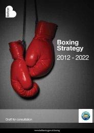 Appendix 1 Boxing Strategy , item 5. PDF 2 MB - Meetings, agendas ...