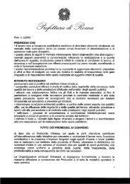 vedi allegato - Ordine degli Ingegneri della provincia di Roma