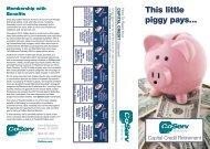 2012 Retirement Brochure—Current Members - CoServ.com