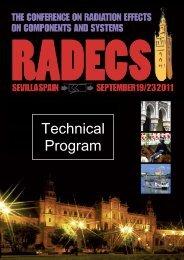 Technical Program - Infoespacial