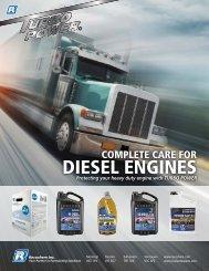 HD Diesel Brochure - Recochem Inc.