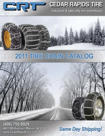 And To Prospective Clientele - Cedar Rapids Tire