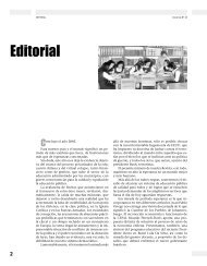Editorial - Revista Docencia