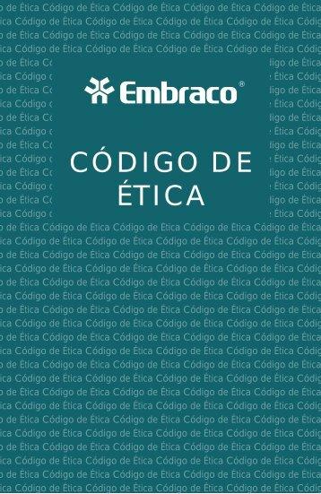 CÓDIGO DE ÉTICA - Embraco