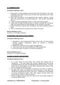 Ward Clerk Job Description, Brighton & Sussex - Page 2