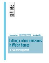 Cutting carbon emissions in Welsh homes - WWF UK