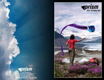 single line kites - Prism Kite Technology