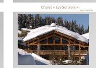 Chalet Les Sorbiers - Black Diamond Lifestyle