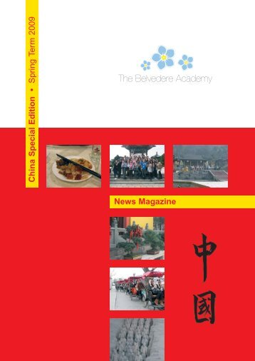 China Special News Magazine -June 2009.pdf - The Belvedere ...