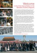 China Special News Magazine -June 2009.pdf - The Belvedere ... - Page 2