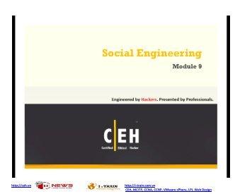 http://ceh.vn http://i-train.com.vn CEH, MCITP, CCNA, CCNP ...