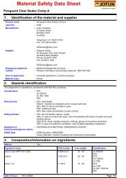 Penguard Clear Sealer Comp A - Marine_Protective - English - Jotun