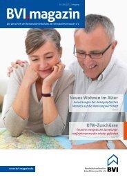 Die komplette Ausgabe als PDF-Download (2 MB - BVI Magazin
