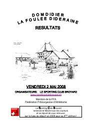 2008 - Triathlon Fribourg