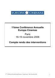telechargez - Europa Cinemas