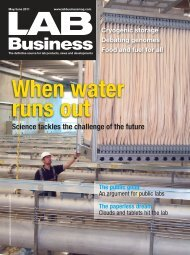 LAB Business - May/June 2013
