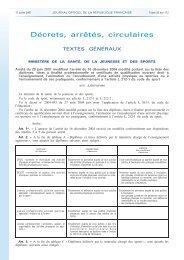 Arrêté du 29 juin 2007 - Bergerie Nationale de Rambouillet