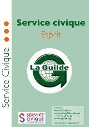 Service Civique - Volontariat