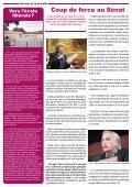 Les malades vont payer ! - Fédération du Finistère du Parti socialiste - Page 2