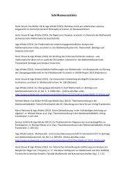 Publikationen August 2013 - Seminar für Mathematik und ihre Didaktik