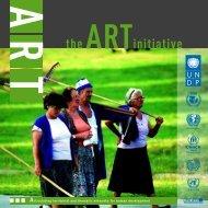 The ART Initiative - UNDP