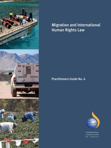 Migration and International Human Rights Law - Hans & Tamar ...