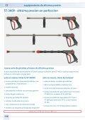 11 equipamiento de altisima presión ST-3600 - Page 2