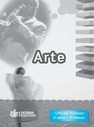 Livro do Professor 3ª. série – 1º. volume - Portal Educacional