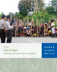 Indonesia: Out of sight - Internal Displacement Monitoring Centre