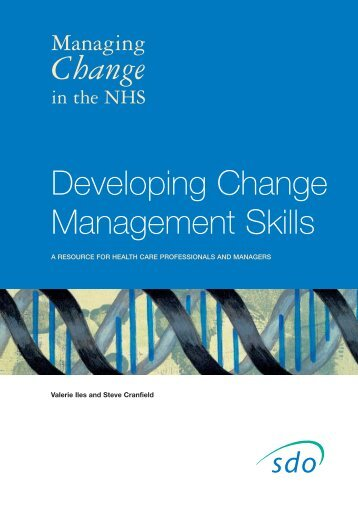 managing change journal review
