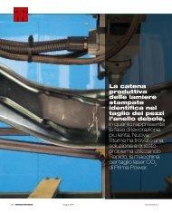 La catena produttiva delle lamiere stampate identifica ... - Prima Power