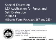 Understanding the Significance of the Federal IDEA Grant Application